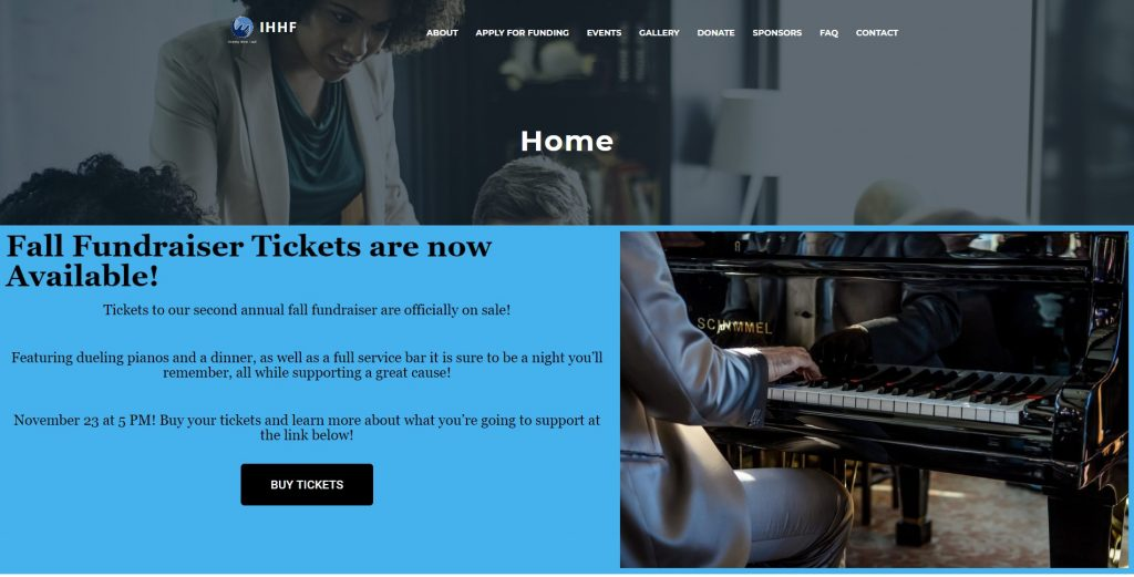 Innisfail Helping Hand Homepage
