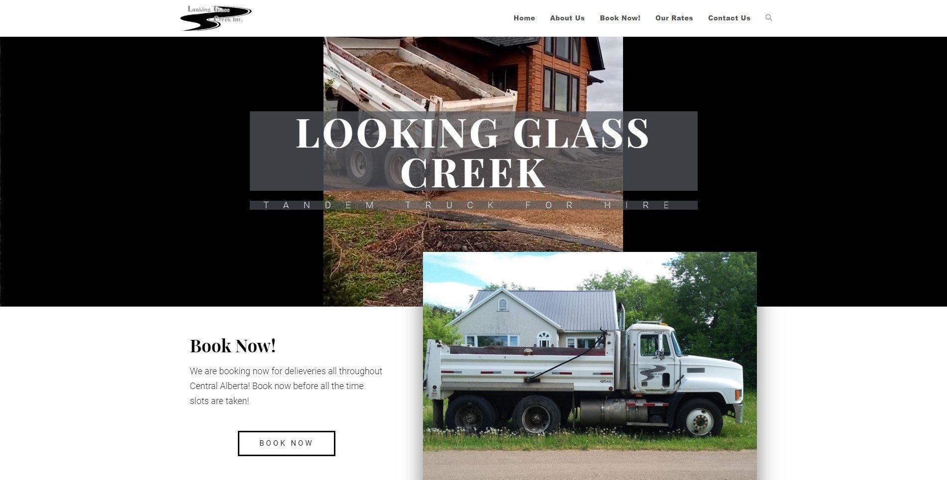 Looking Glass Creek Home